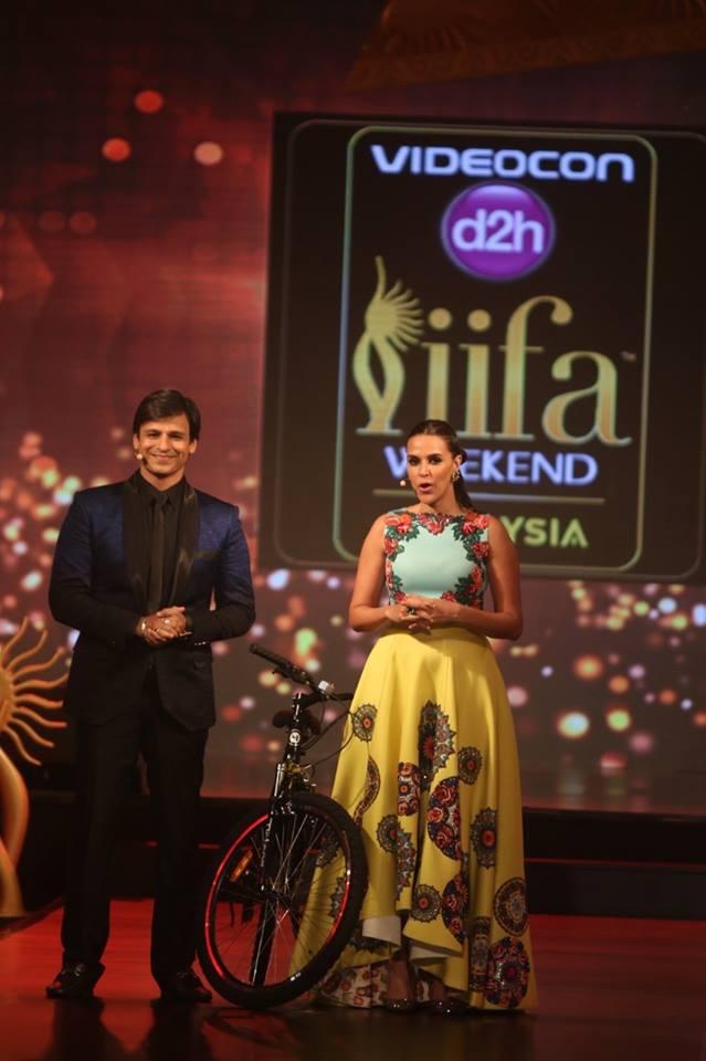 Vivek and Neha
