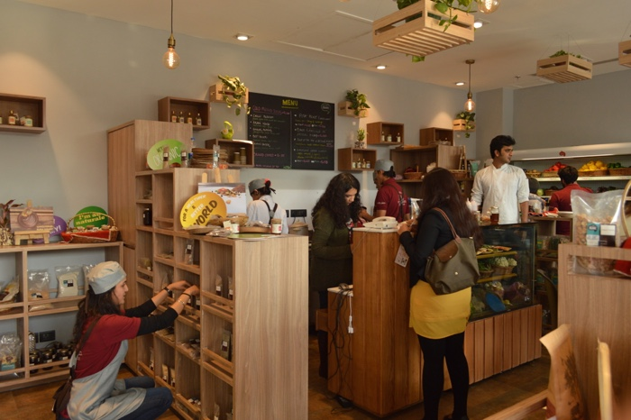 The I Say Organic Store - 1