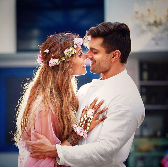 Bipasha basu, karan grover, bipasha basu wedding, monkey wedding, bollywood wedding, wedding