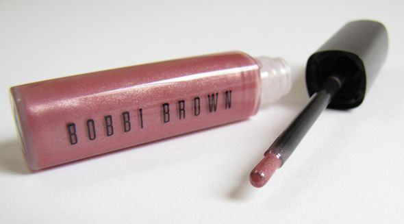 Bobbi_Brown_Raspberry_gloss_brush
