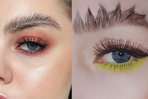 These Dragon Eyebrows Are Latest Fashion Trend To Follow Gng Magazine