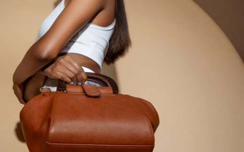 Leather Bags by Rashki