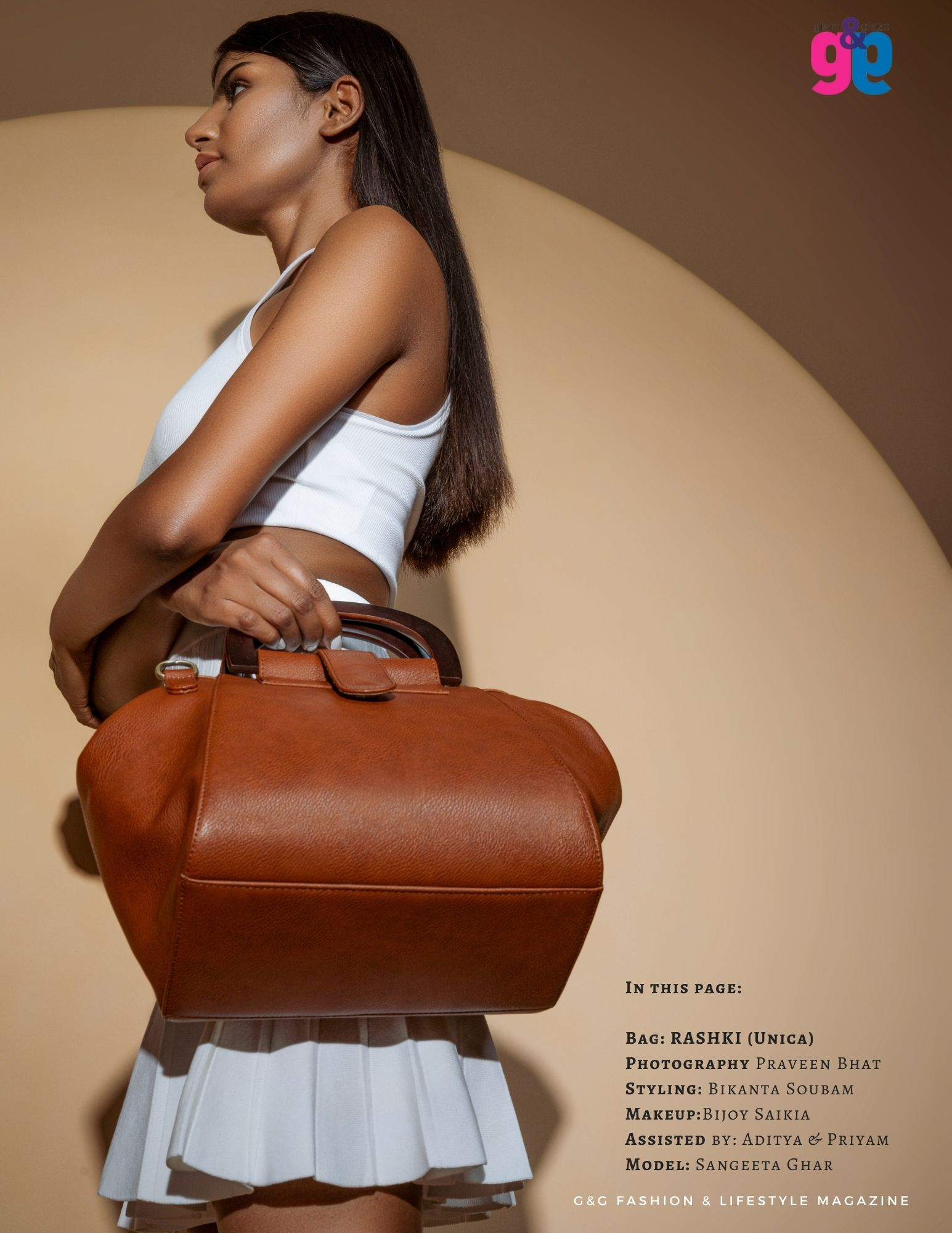 Leather Bags by Rashki